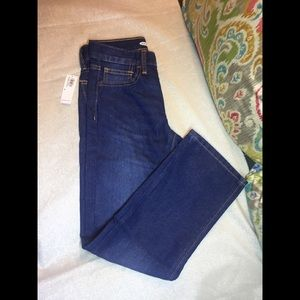 Old navy girls jeans size 8 NWT